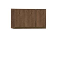 9096-Aéreo 03 Portas - 120cm - Porta de madeira - FECHADO