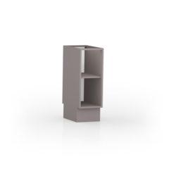 8016-Balcão 30 cm - 01 Porta - aberto