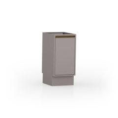 8017-Balcão 40 cm - 01 Porta - Fechado