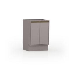 8022-Balcão 60 cm - 02 Porta - Fechado